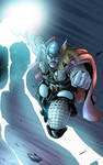 Thor does what he does by TheBoo
