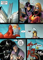 DarkAvengers Stripped 3 by TheBoo