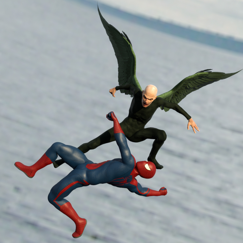 Image Result For Vulture Spiderman Homecoming