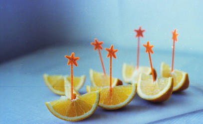 Orange crush by iTaylie