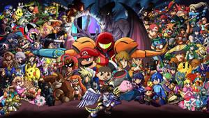 Smash Bros Infinity War: Version B3