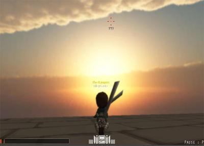 Sunrise (AOT Tribute Game Screenshot) by RileyGautz