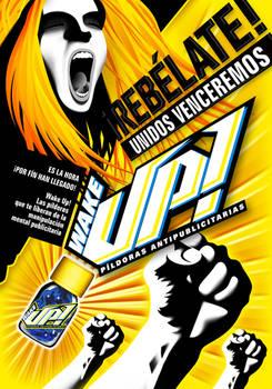 Wake Up poster 2
