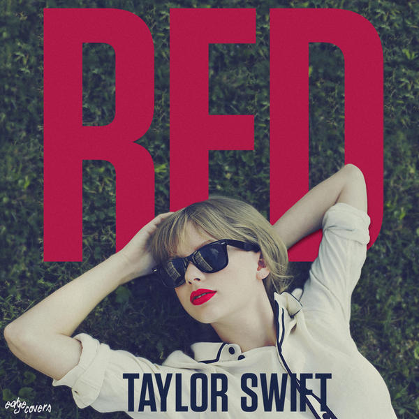 Taylor Swift - Red by MonstaKidd on DeviantArt