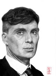 Tommy Shelby - Cillian Murphy - Peaky Blinders