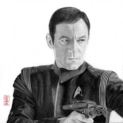 Jason Isaacs - Captain Lorca - Star Trek