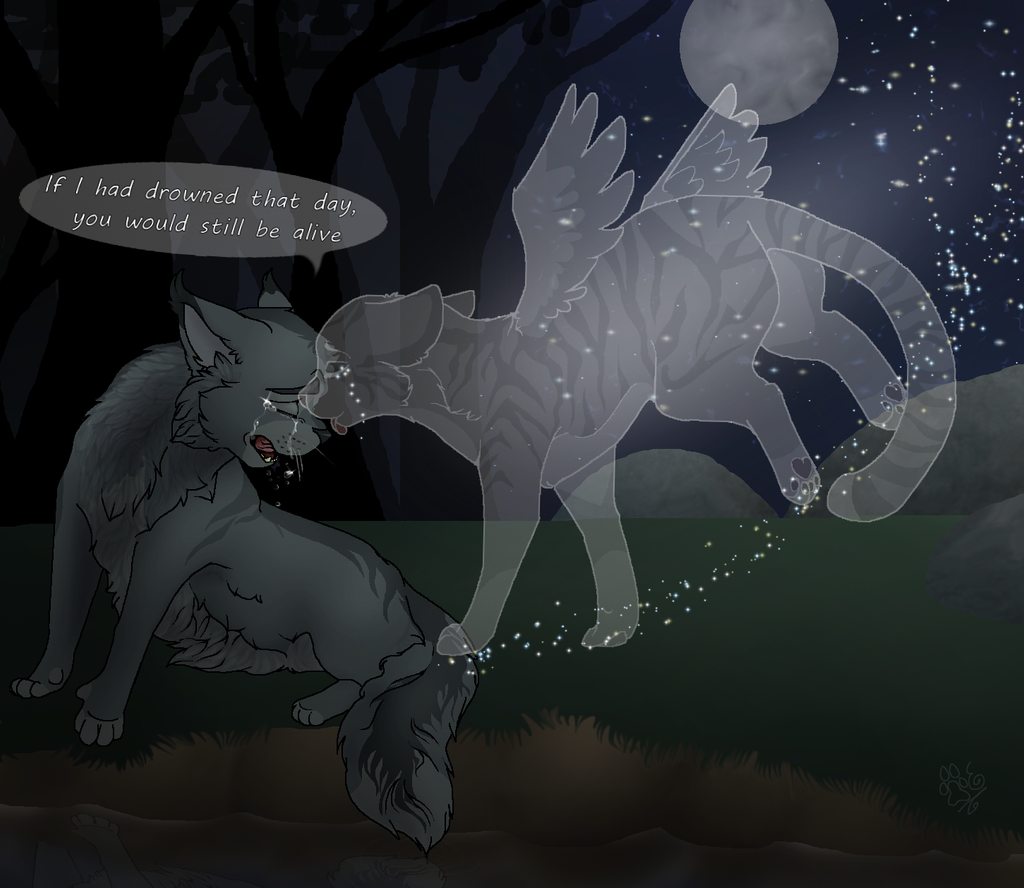Warriors Fire And Ice Episode 3: Graystripe And Silverstream (Spoiler Warning) By