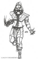 Scarecrow - Batman Arkham Asylum