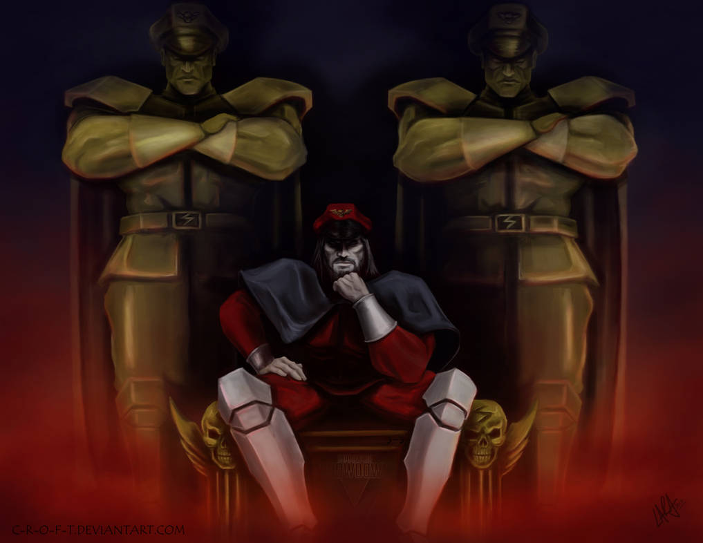 Shadowloo Showdown V: M. Bison - Reflection