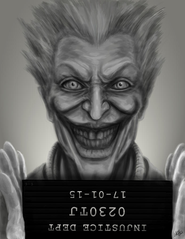 Injustice - The Joker by c-r-o-f-t