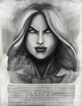 Injustice - Killer Frost