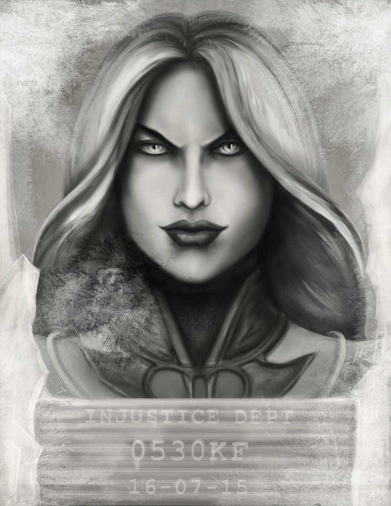 Injustice - Killer Frost by c-r-o-f-t