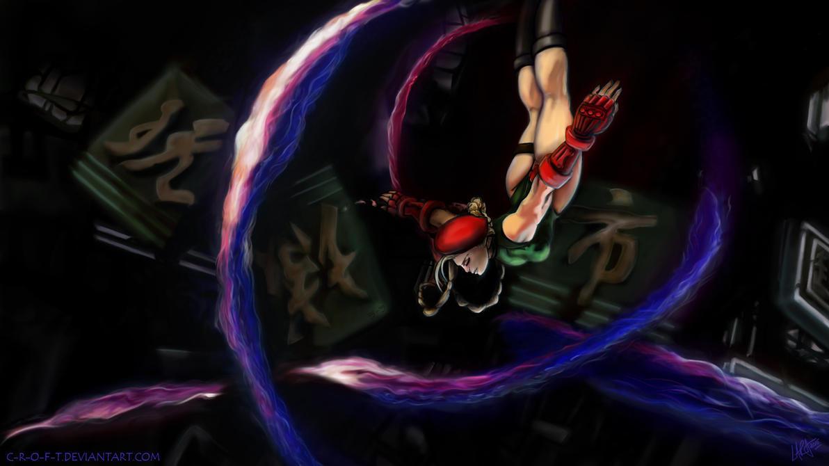 Street Fighter V - Cammy by c-r-o-f-t