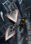 Mortal Kombat X - Scorpion (Colours)