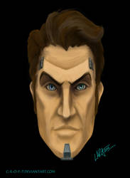 Handsome Jack - Borderlands 2