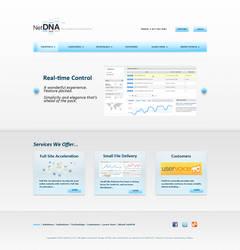 NetDNA Contest Entry by JonFitzsimmons