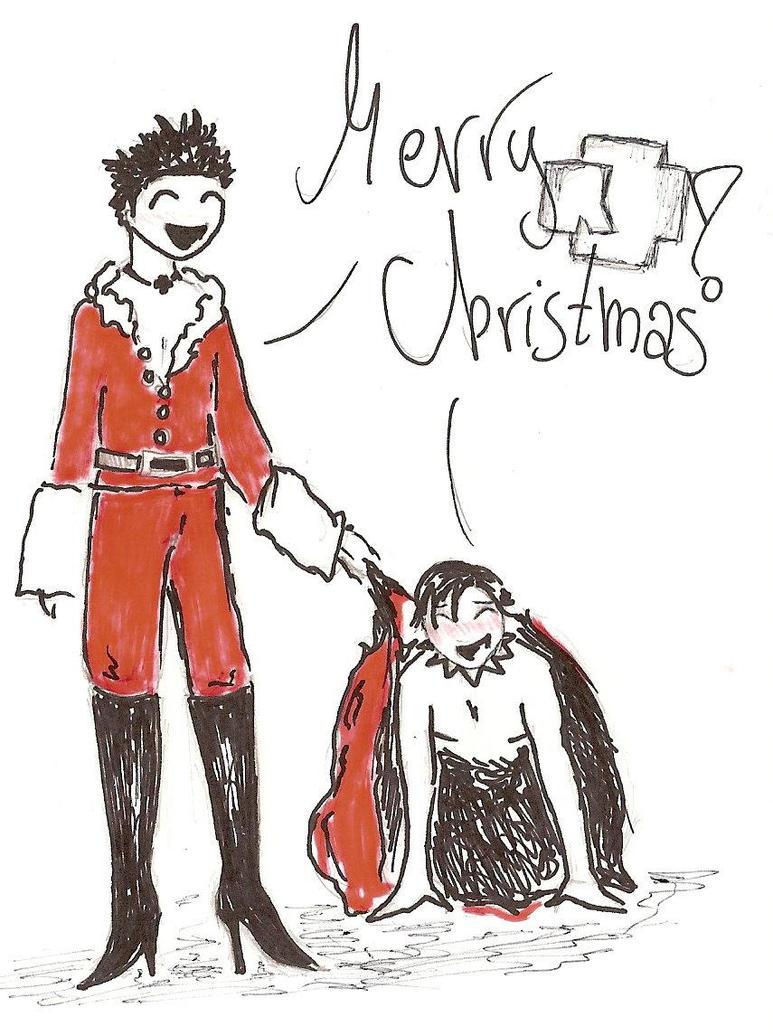 Merry Christmas by neonka
