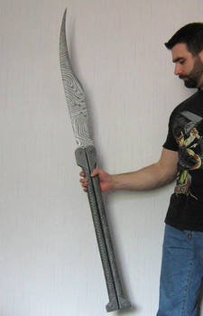 Gally's weapon