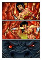 Wonder Woman Inside Belly Page 2 by zetaxinn