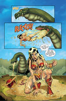 Darna Vore: Making the Great Escape Regurged! Pg5 by zetaxinn