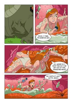 Ben 10 Vore: Into The Deep End Pg 3