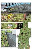 Dr. Marcus Goes Deep into the Throat! Pg 3