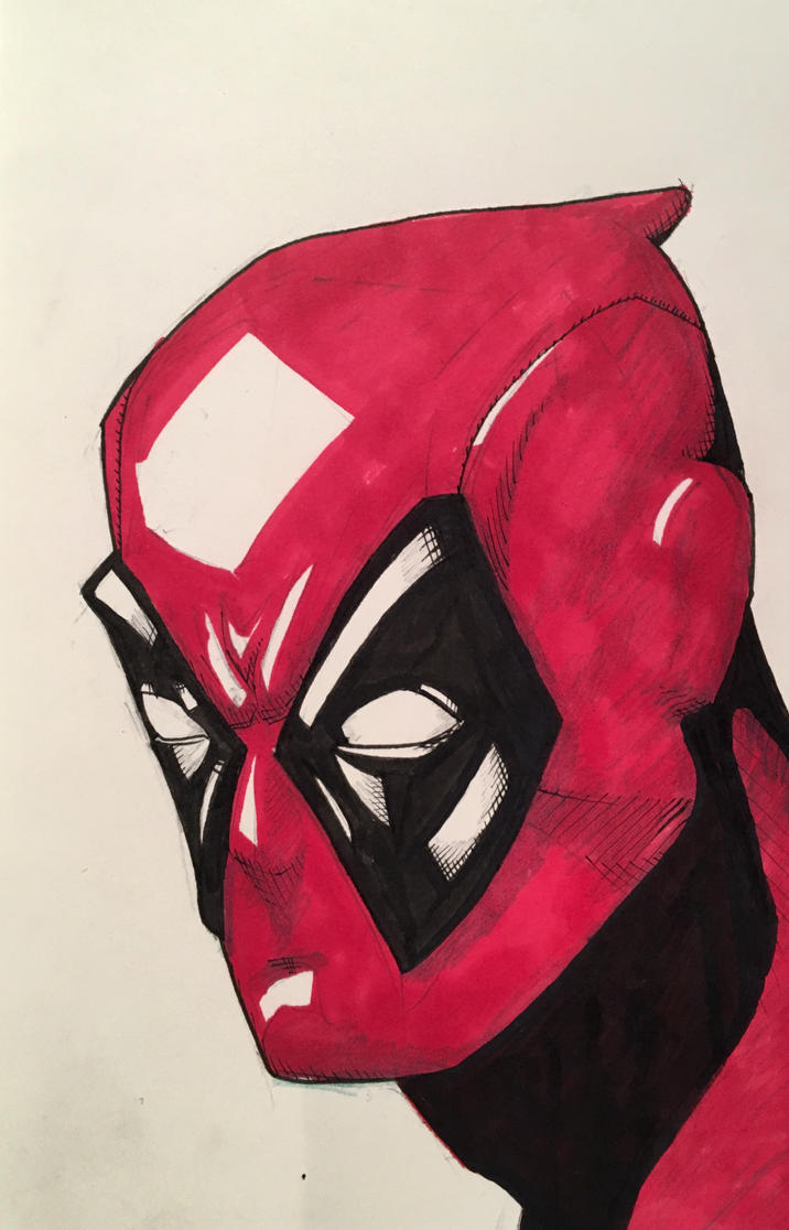 Deadpool  by augustmany