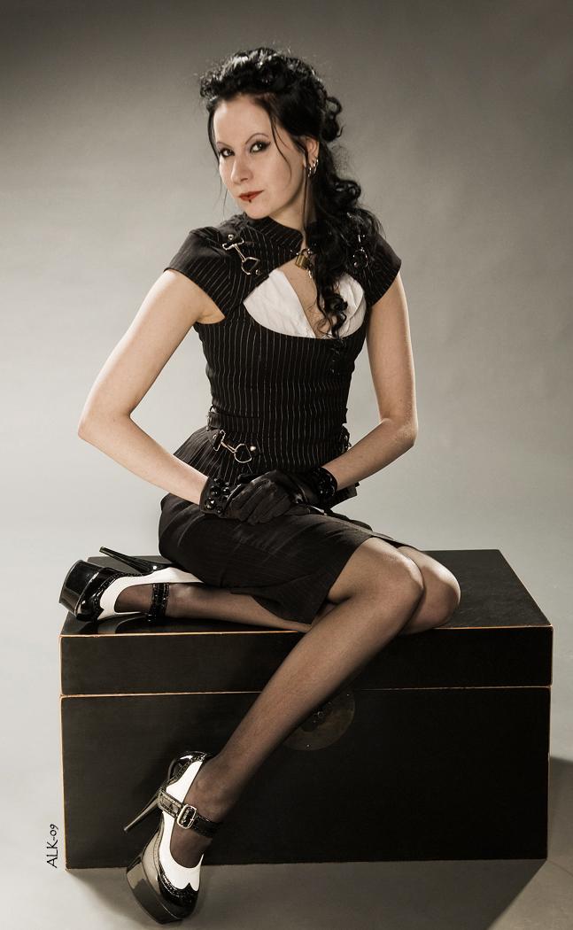 Miss January '09 by Dracovinia