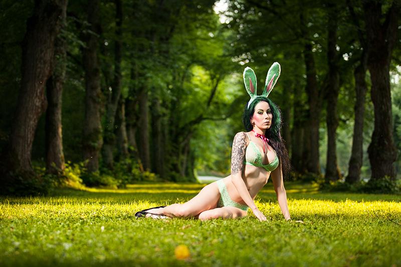 Wonderland by Dracovinia