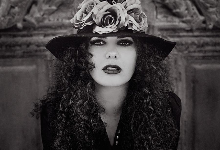 Luiza Portrait II by alexandra-petcu