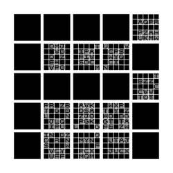 Matrix Letters - Context Free