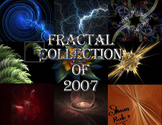 Fractal Collection of 2007