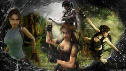 Lara Croft by Noctisxvii