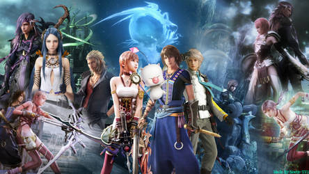 Final Fantasy XIII-2 by Noctisxvii