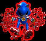 Metal Sonic Boss Full