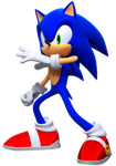Sonic Angry 06