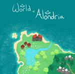The World of Alondria by EloriaStudios