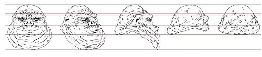 Vogon Turnaround Head