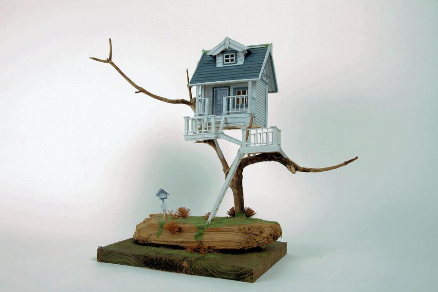 Tree House Model