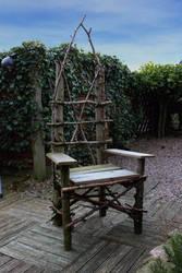 Garden Chair by kate-arthur