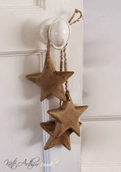 Wooden Stars by kate-arthur