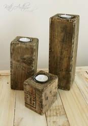 Candle Blocks 01