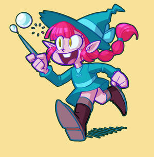 Level 01 Bubble Witch