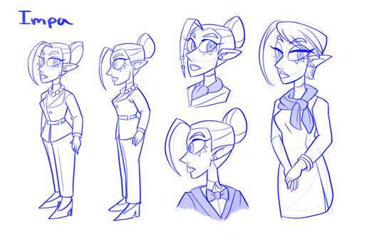 Imelda Sketches 2