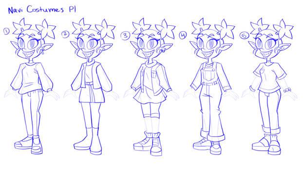 Devi Costume Ideas p1