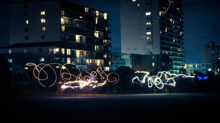 Light Dance by MontgomeryKern