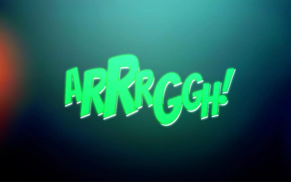 ARRRGGH! by csiguszmack