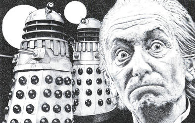 Doctor One and the Daleks by ONTV