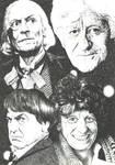Doctors Who 1 - 4