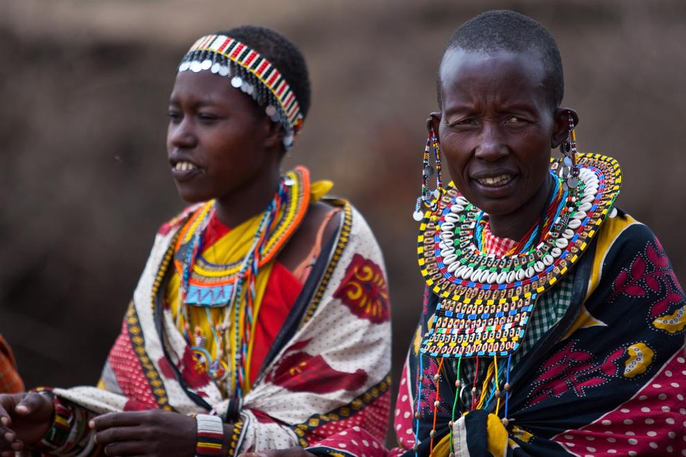 Masai Woman 3 by catman-suha